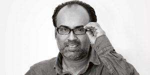 الكاتب العراقي أحمد سعد سعداوي